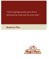 standard business plan